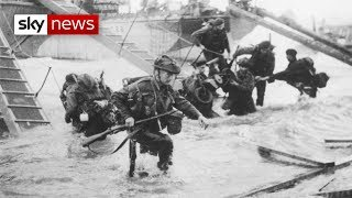 getlinkyoutube.com-Archive Video Of The D-Day Normandy Landings