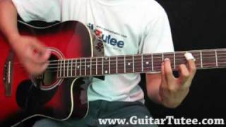 Green Day - 21 Guns, by www.GuitarTutee.com