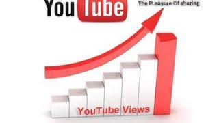getlinkyoutube.com-احصل على أكتر من ألف مشاهدة في فيديو على اليوتوب بدون برنامج وبالمجان
