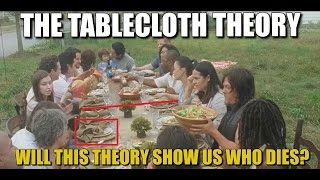 The Walking Dead Theory The Tablecloth Theory Does It Predict Death?