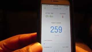 getlinkyoutube.com-Pacer: Pedometer/Fitness App- Counts Your Steps/Calories Burned!