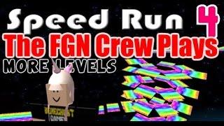 getlinkyoutube.com-The FGN Crew Plays: ROBLOX - Speed Run 4 (PC)