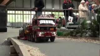 getlinkyoutube.com-RC Trucks - Baiersbronn 2012