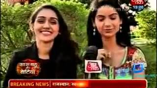 getlinkyoutube.com-Saathiya 'Interview with Meera and Vidya aka Tanya Sharma and Sonam Lamba'