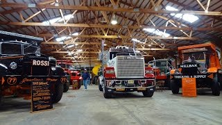 getlinkyoutube.com-World's Largest Mack Truck Collection
