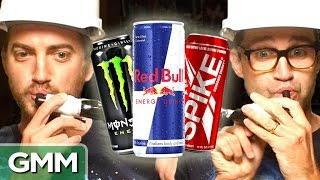 Ultimate Energy Drink Taste Test
