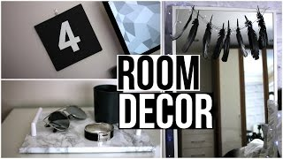 getlinkyoutube.com-DIY TUMBLR ROOM DECORATIONS! Tumblr Diy Room Projects 2016!