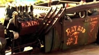 "getlinkyoutube.com-""Rat Rods from Hell""  A Music Video by Luvyabro"
