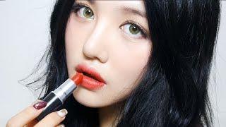 getlinkyoutube.com-맥 칠리 + 저렴이들 비교 리뷰 - MAC Chili Lipstick Review | 또아리뷰