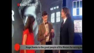 getlinkyoutube.com-Doctor Who arrives at Red Nose Day 2011