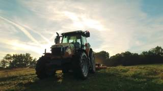 Challenger MT400E Series Tractors