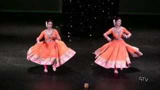 getlinkyoutube.com-Manpreet and Naina @ Warrior Bhangra 2014
