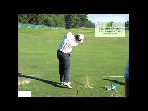 Seung Yul Noh 7 Iron US Open 2011 Slow Motion Golf Swing 240 fps