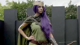 getlinkyoutube.com-Clash of Clans: Live Action Trailer Sneak Peek 2 - Behind The Scenes