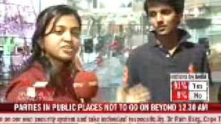 Mumbai New Year's eve: Singles can't mingle