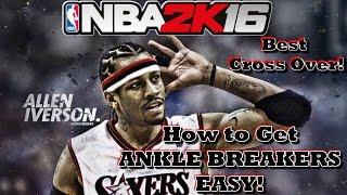 getlinkyoutube.com-NBA 2K16 HOW TO GET ANKLE BREAKERS EASY TUTORIAL!! (BEST CROSSOVER!)