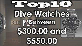 getlinkyoutube.com-TOP 10 dive watches under $550.00