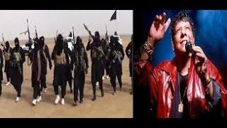 مي العيدان أول ما نزل أغنيه ل شعبان عبدالرحيم يهاجم داعش جاله تهديد عموما هي موته ولا أكثر