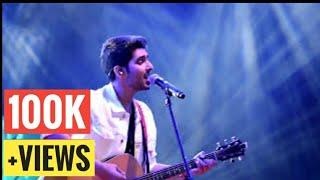 getlinkyoutube.com-Mujhko barsaat bana lo song || Armaan Malik || Spring fest 2017 || IIT Kharagpur