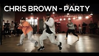 """getlinkyoutube.com-""""PARTY"""" Chris Brown ft Gucci Mane & Usher 