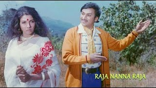getlinkyoutube.com-Raja Nanna Raja 1976 | Feat.Dr. Rajkumar, Aarathi | Full Kannada Movie