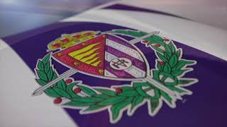 ¡Prepárate con la nueva camiseta del Real Valladolid!