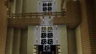getlinkyoutube.com-【MINECRAFT】豪邸を作ってみた【ゆっくり実況】
