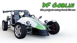 getlinkyoutube.com-DF Goblin - Build your own mid-engine sports car