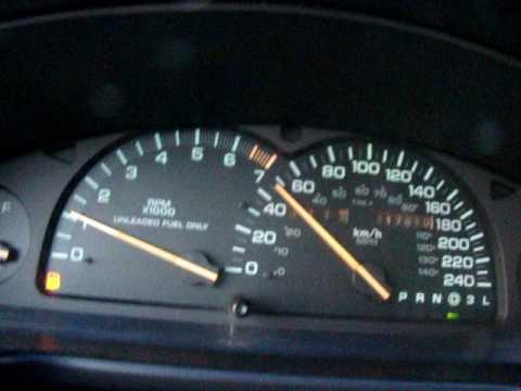 Eagle (Chrysler) Vision TSi 3,5l V6 0-120km/h (0-75mph)