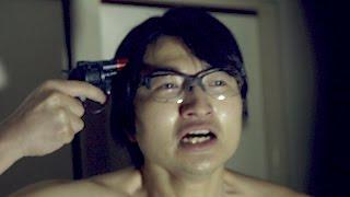 getlinkyoutube.com-【危険】火薬鉄砲を頭に撃ったら最悪の結末!!