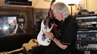 Behind the Scenes - Thomas Nordegg - Guitar Tech for the Stars