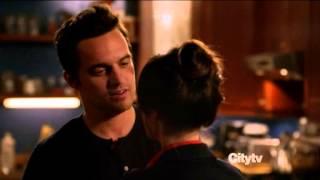 getlinkyoutube.com-Nick and Jess 2x19 kiss scene
