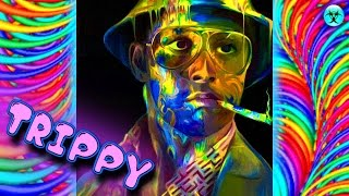getlinkyoutube.com-Your Brain on MDMA Trippy Psychedelic Visuals - Hallucination Mind Blowing 3D Video 2016 hd