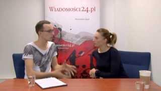 """getlinkyoutube.com-""""Potrzebuję magii i piękna w życiu"""" - wywiad z Sylwią Gliwą"""