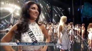 getlinkyoutube.com-Miss Universe 2015 - Top 15 (HD)