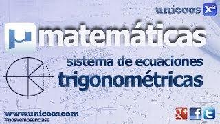 Imagen en miniatura para Sistema de ecuaciones trigonometricas 01