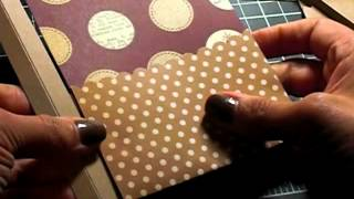 getlinkyoutube.com-TEACH ME TUESDAY TUTORIAL: MAKE YOUR OWN MINI POCKETS, JOURNALING SPOTS, POLAROID FRAMES