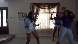 getlinkyoutube.com-Linda Ikeji and sisters dancing to Antenna