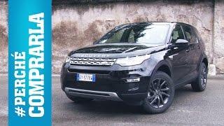 getlinkyoutube.com-Land Rover Discovery Sport | Perché comprarla... e perché no