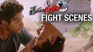 getlinkyoutube.com-Race Gurram Action Scenes   Allu Arjun   Shruti Haasan   Saloni   Prakash Raj   S Thaman