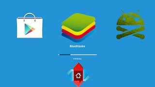 getlinkyoutube.com-Install pre rooted bluestacks kitkat and install play store(2015)