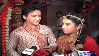 getlinkyoutube.com-Maharana Pratap - Faisal and Roshni Enjoy Dandiya