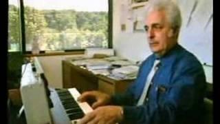getlinkyoutube.com-Dr Bob Moog demonstrates the Minimoog