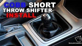 getlinkyoutube.com-COBB Subaru Short Throw Shifter Install Video