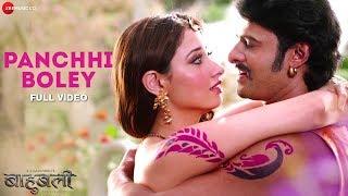 getlinkyoutube.com-Panchhi Boley - Full Video | Baahubali - The Beginning | Prabhas & Tamannaah