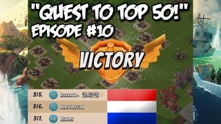 """getlinkyoutube.com-Boom Beach - """"Quest to Top 50"""" Episode #10 