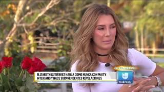 getlinkyoutube.com-Como fue el embarazo de Elizabet gutierrez...