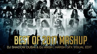 Best Of 2017 | Mashup | DJ Shadow Dubai & DJ Ansh | Full Video