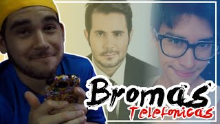 getlinkyoutube.com-BROMAS TELEFONICAS (LED VARELA, LA DIVAZA, ALEX VEEL, MACWEBO)