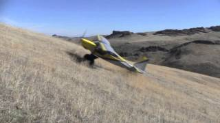 getlinkyoutube.com-Wild West Aircraft SuperSTOL landing short